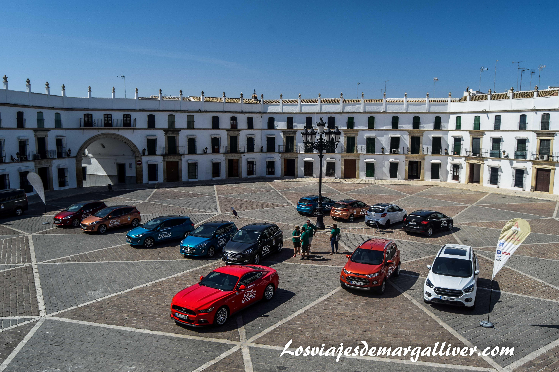 Plaza Ochavada de Aguilar de la Frontera en Córdoba - Los viajes de Margalliver